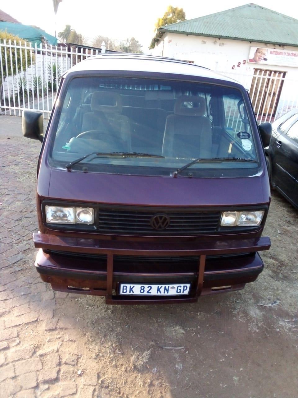 1996 VW Microbus 2.0TDI 75kW LWB