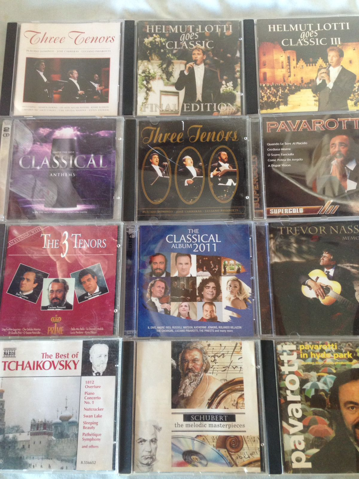 Classical Cds x 12 cds in excellent condition
