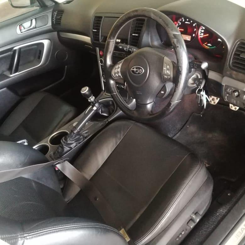 2008 Subaru Legacy 2.5 GT B Premium wagon