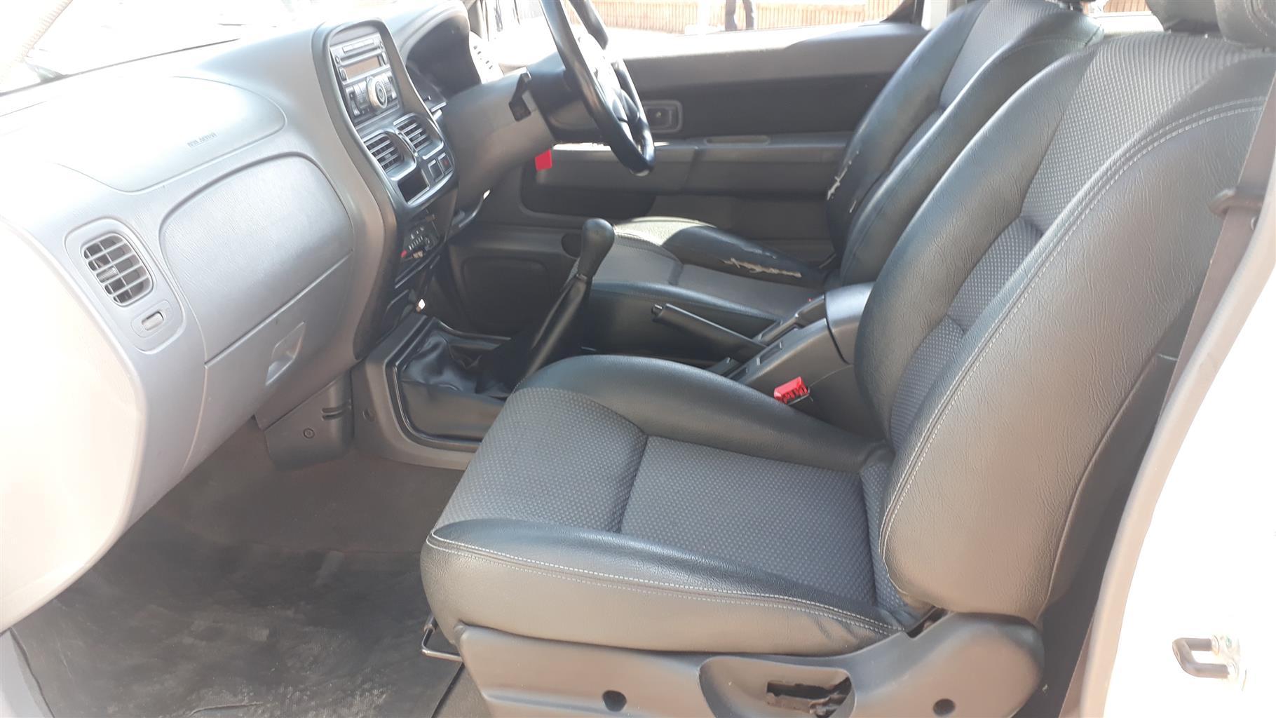 2014 Nissan NP300 Hardbody 2.5TDi double cab
