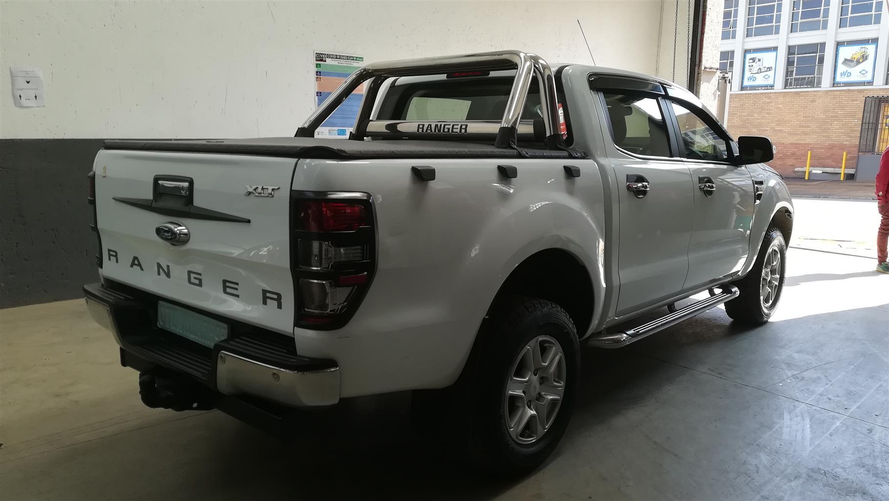 2014 Ford Ranger 3.2 double cab Hi Rider XLT