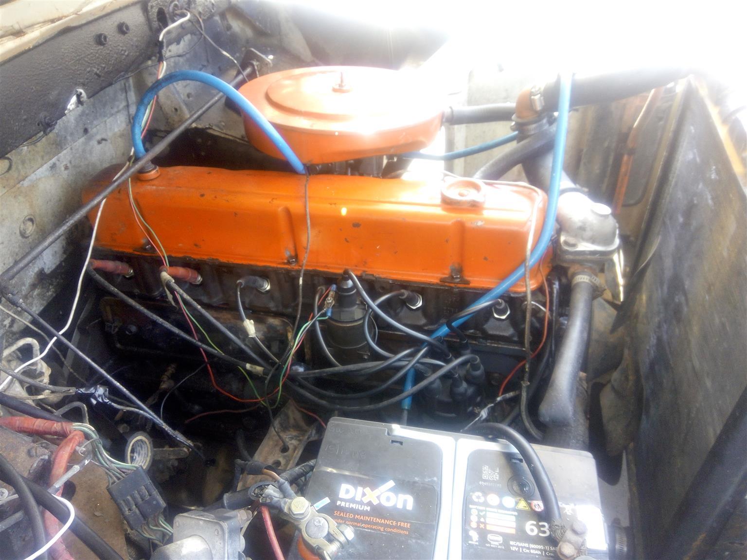 1972 Leyland 400 Series