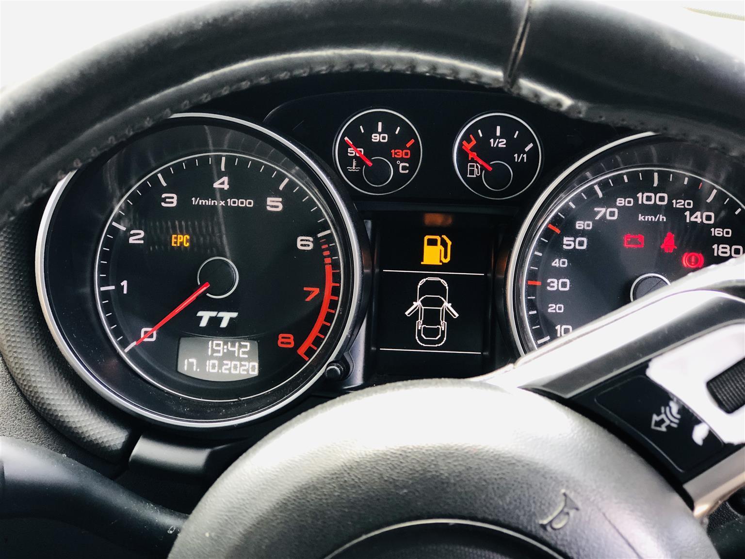 2009 Audi TT roadster 2.0T
