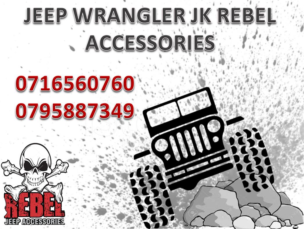 Jeep Wrangler Jk Rebel Accessories 0716560760 0795887349 Junk Mail