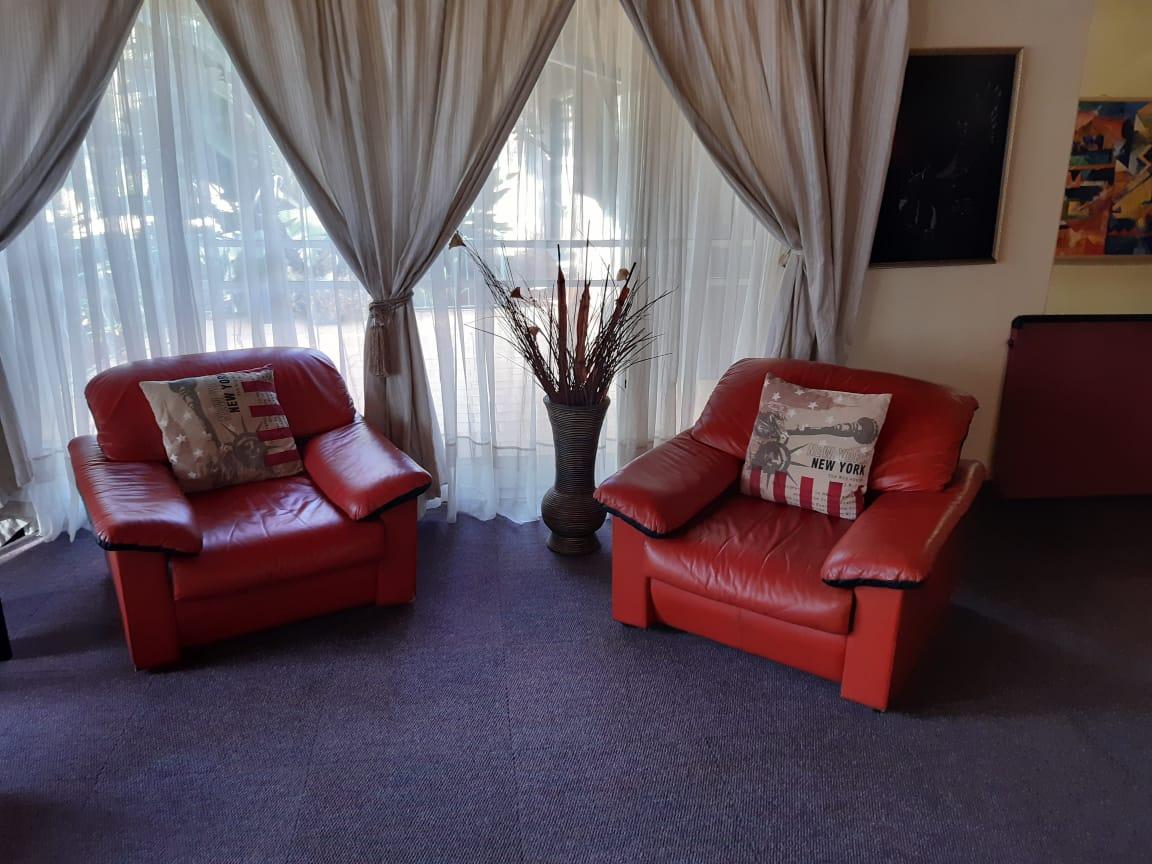 7 Seater living set