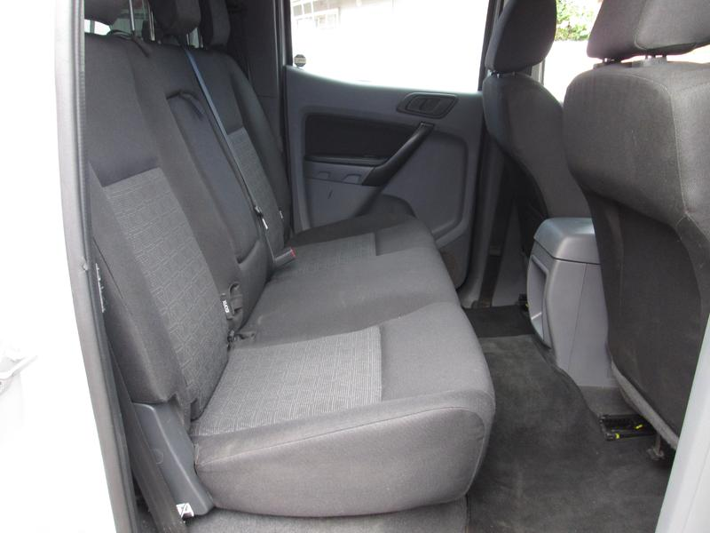 2017 Ford Ranger double cab RANGER 2.2TDCi P/U D/C