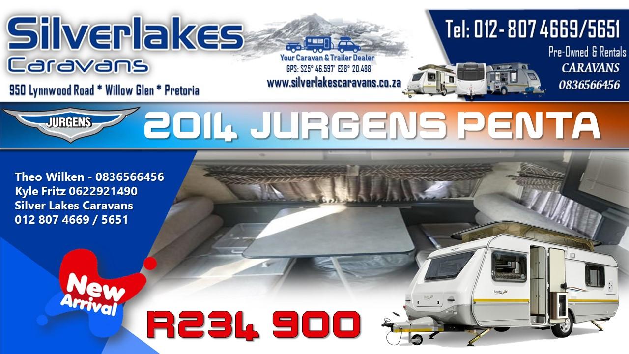 Caravans Jurgens Caravans