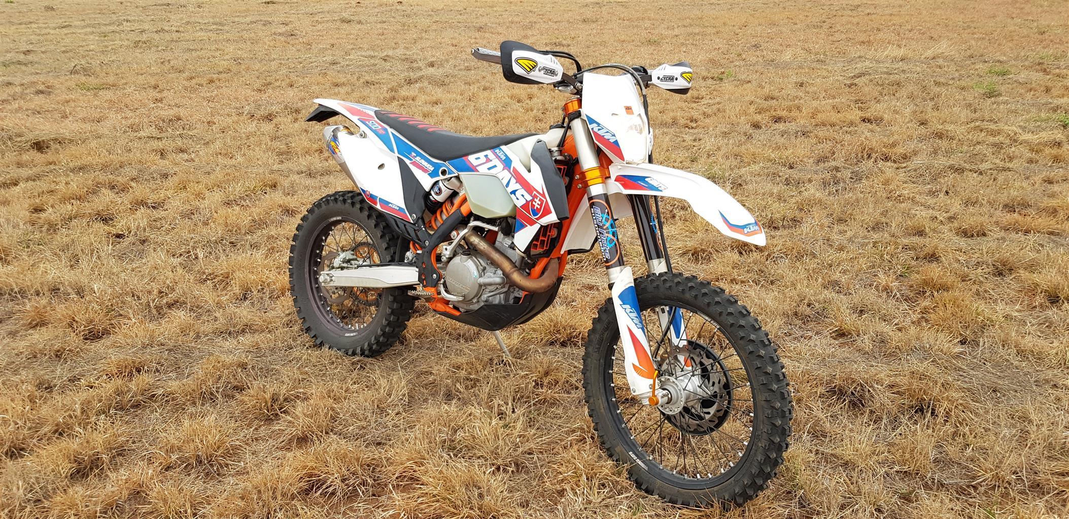 2016 KTM 450
