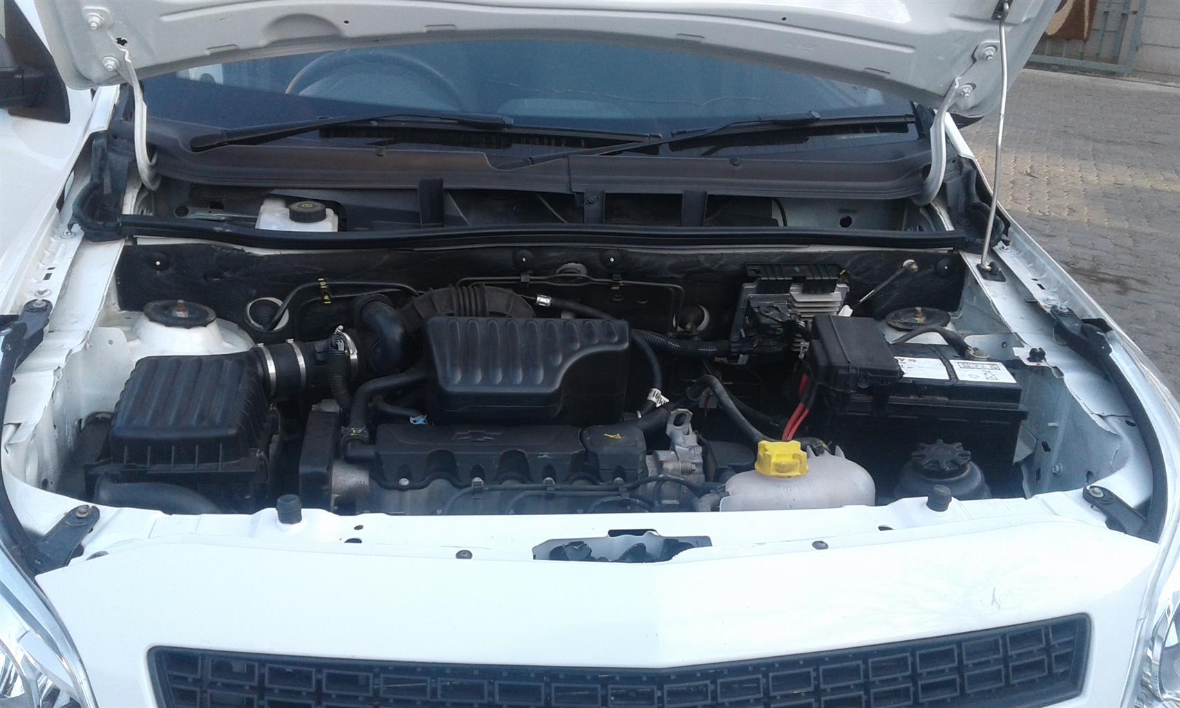 2016 Chevrolet Utility 1.8