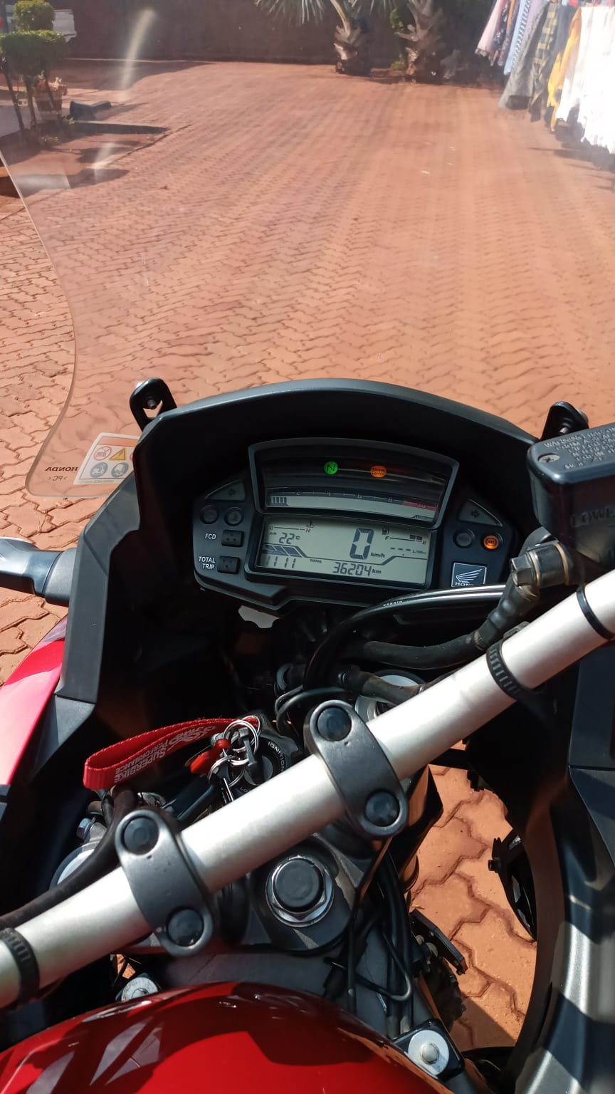 2015 Honda Tourer 1200 for sale