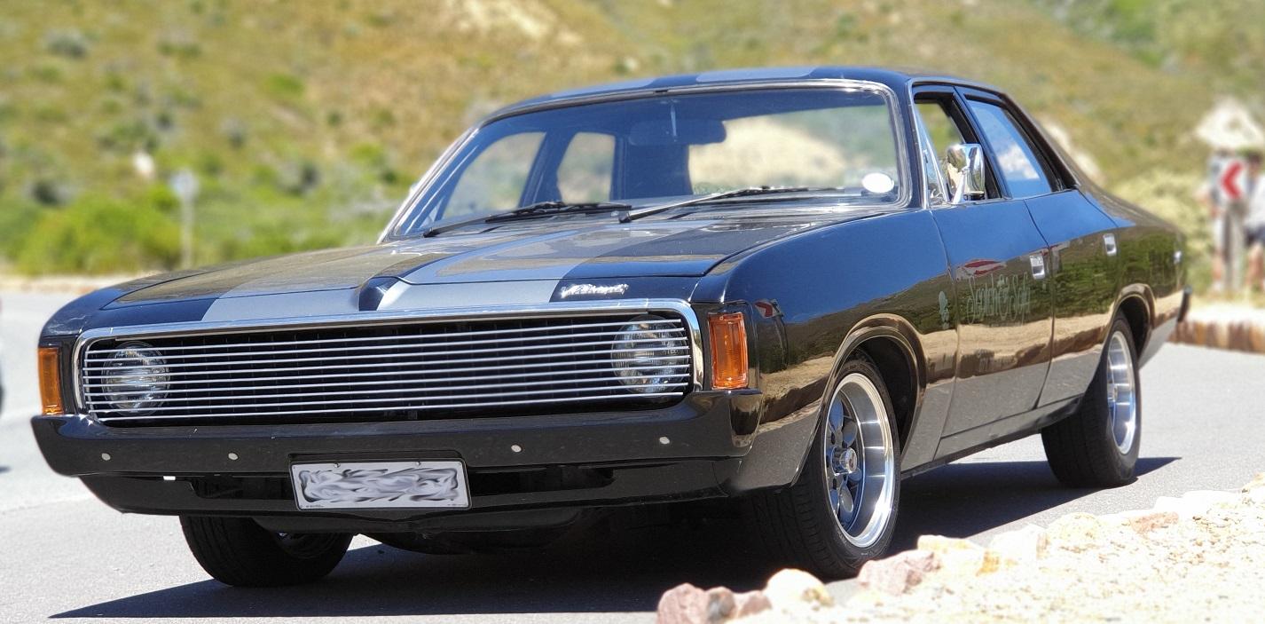 Muscle car Chrysler Rebel 1967 3,7L to swop