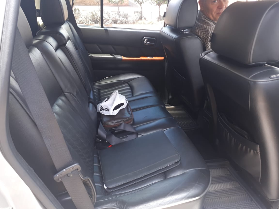 2013 Nissan Patrol 4.8 GRX