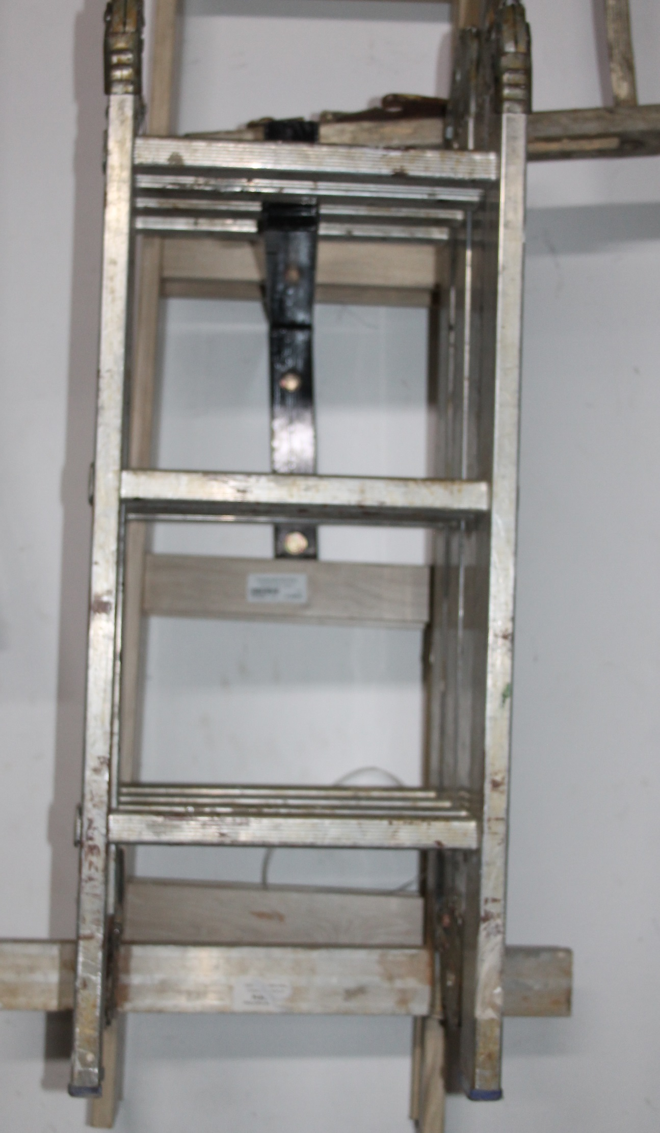 Fold up step ladder S032985A #Rosettenvillepawnshop