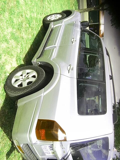 2008 Mitsubishi Pajero 5 door 3.8 GLS