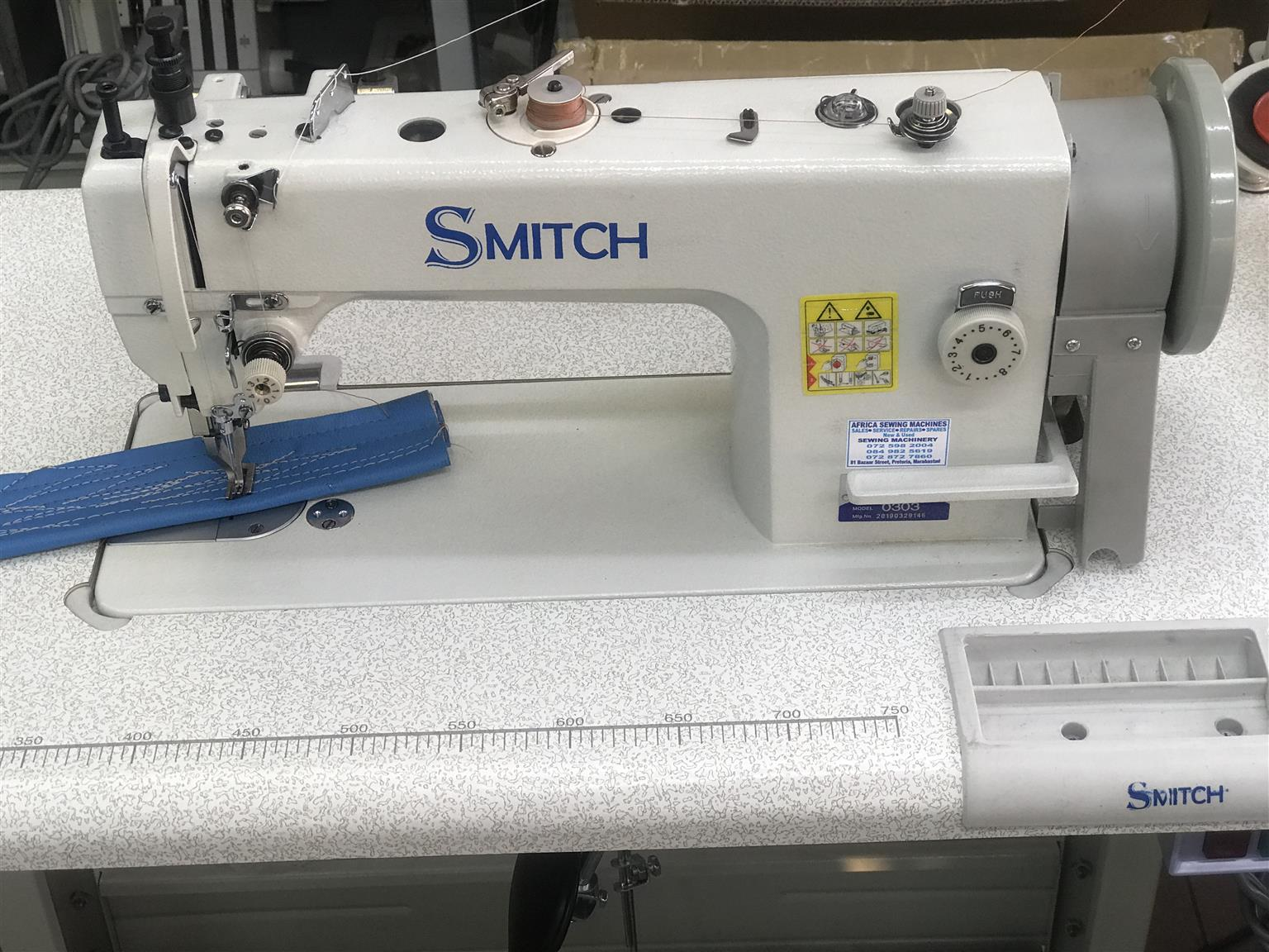Brand new SMITCH WALKINGFOOT industrial sewing machines