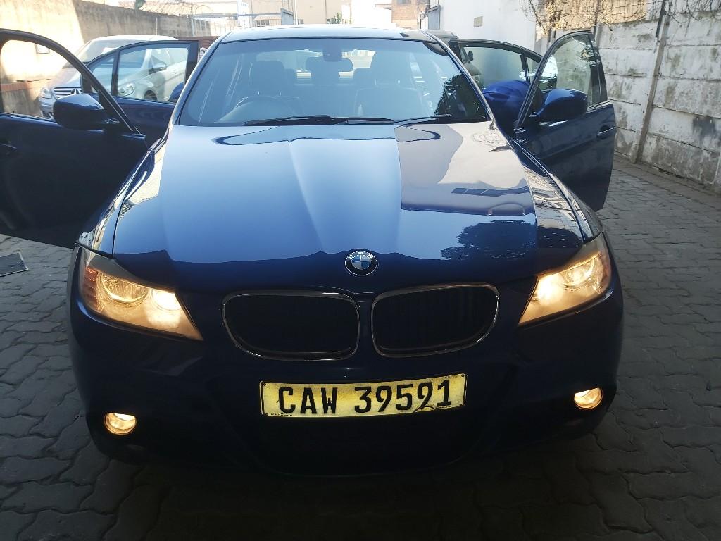 2010 BMW 3 Series sedan 320i M SPORT A/T (G20)