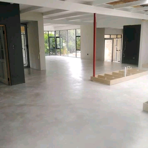 Decor cem floors