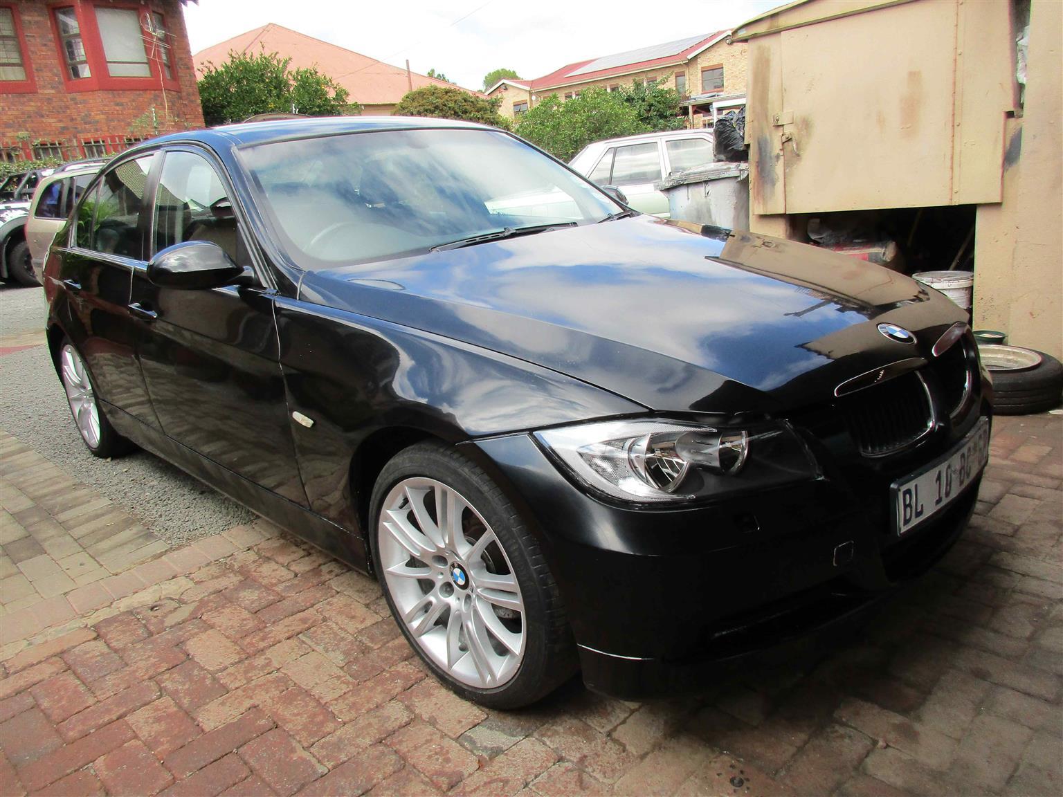 2007 BMW 3 Series 320i Start