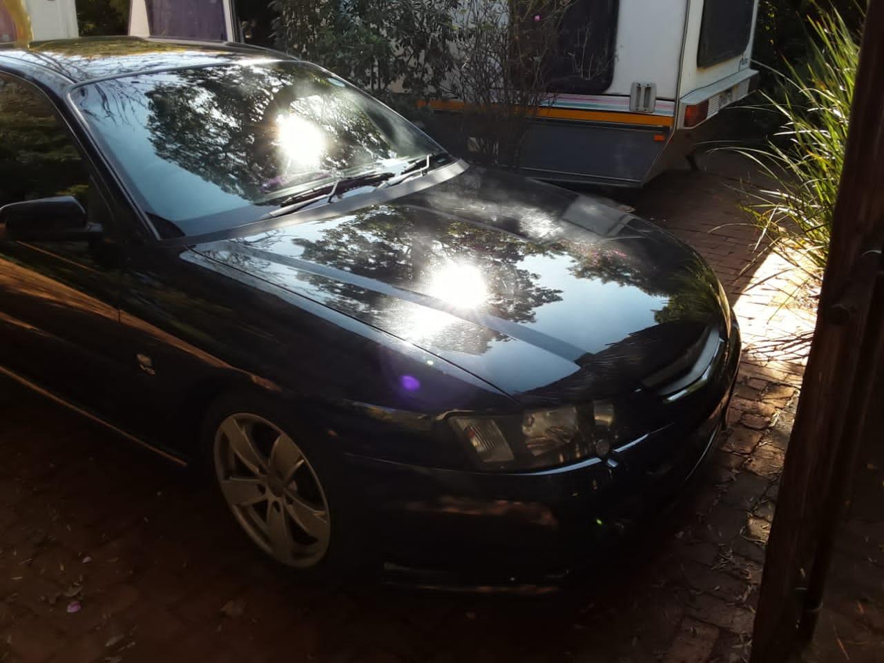 Lumina SS 5.7L V8 2004