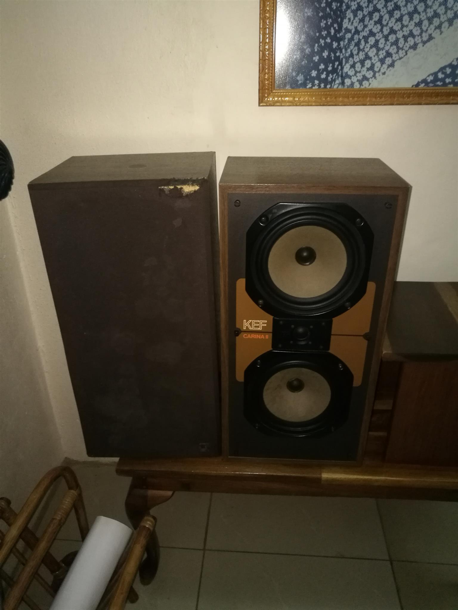 Great high end sound equipment