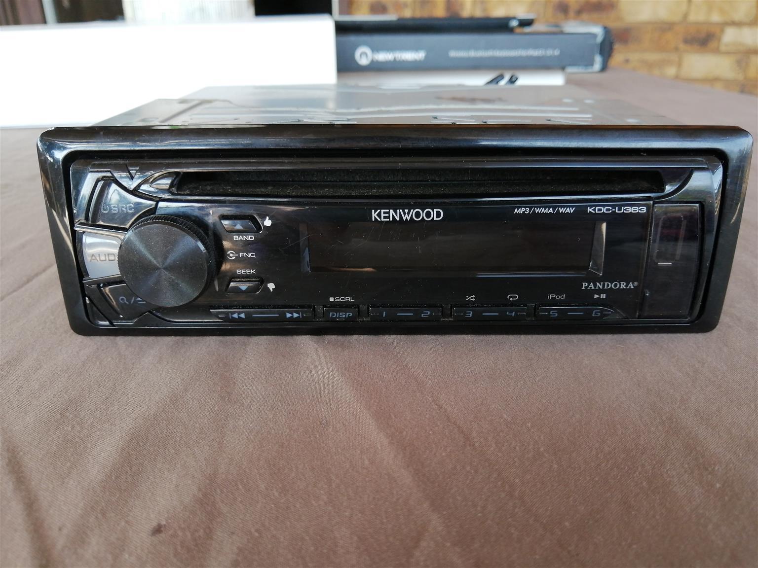 Kenwood kdc-u363