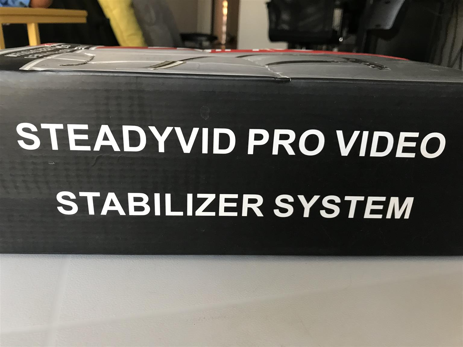 Camera Stabilizer and Handheld Grip