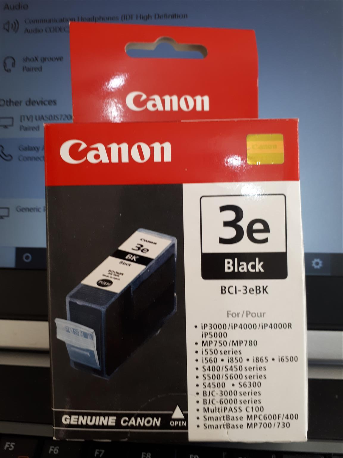 Canon Ink Tanks iP3000 to iP5000