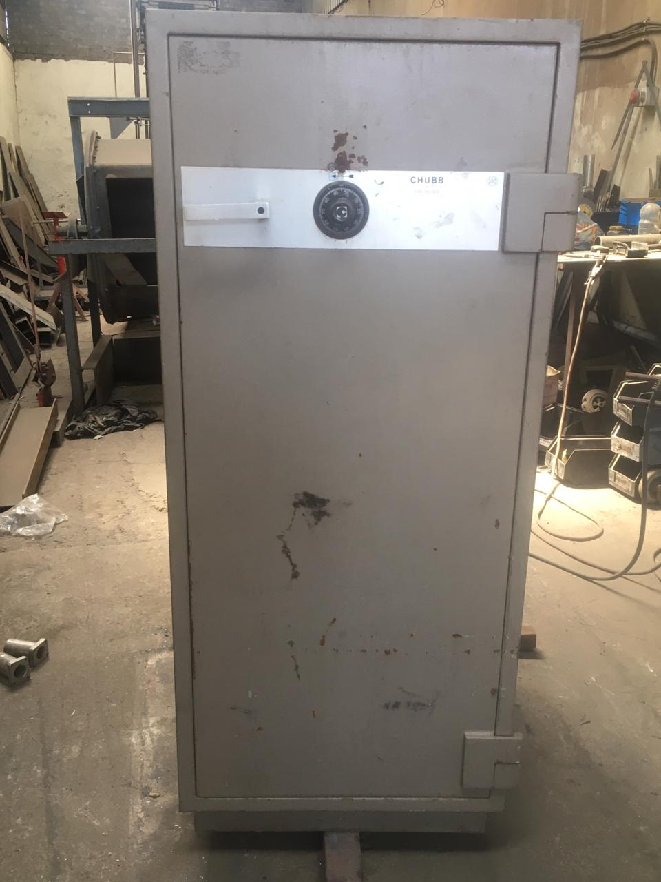 Chubb Fireproof Cabinet