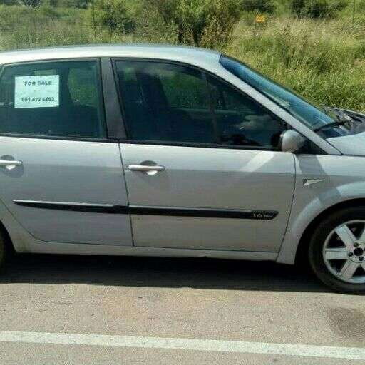 2005 Renault Scenic 1.6 Expression