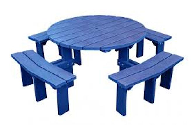 Plastic Garden Furniture Junk Mail