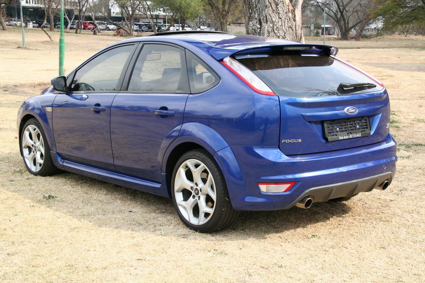2010 Ford ST Focus