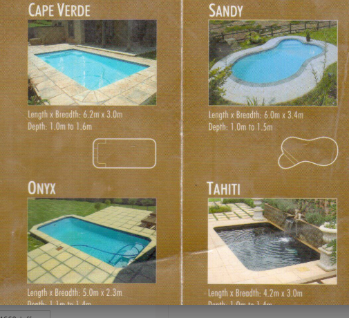 Pools and lapa October special