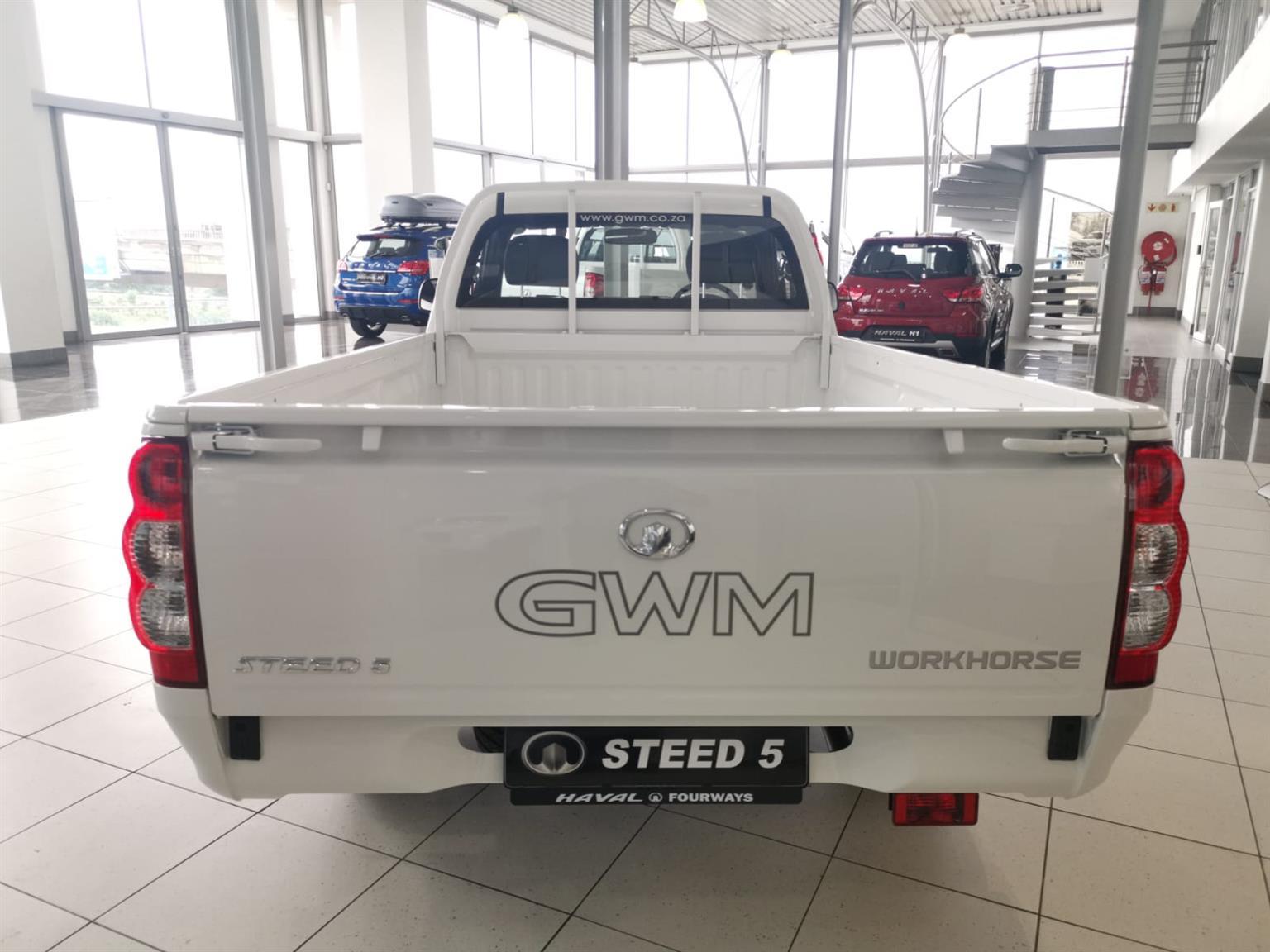 2020 GWM Single Cab 2.2MPi Workhorse