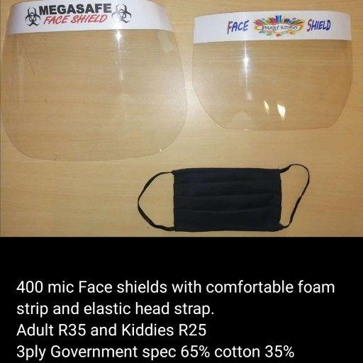 non medical face shields