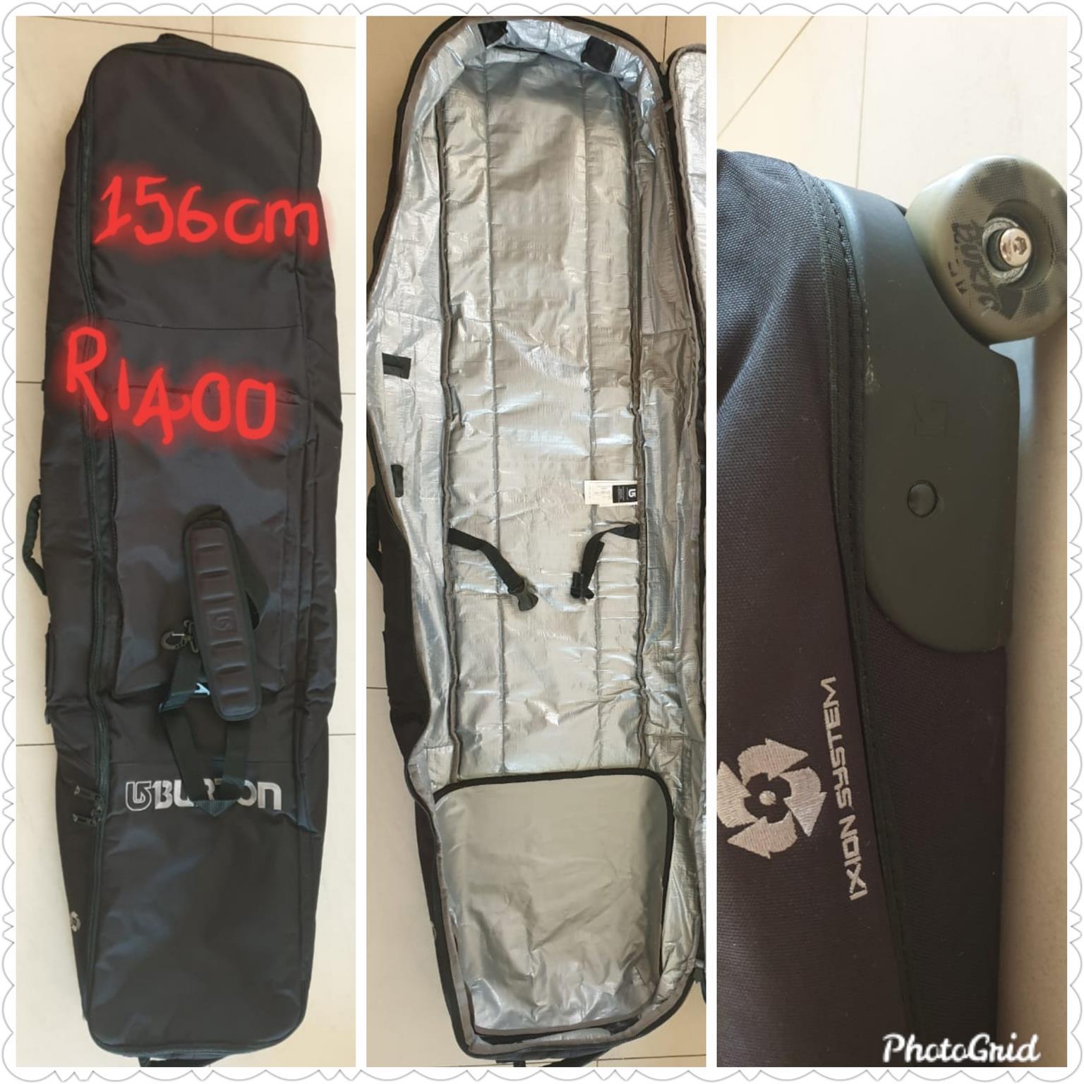 For Sale : BURTON Ski/Snowboard Wheeler Bag