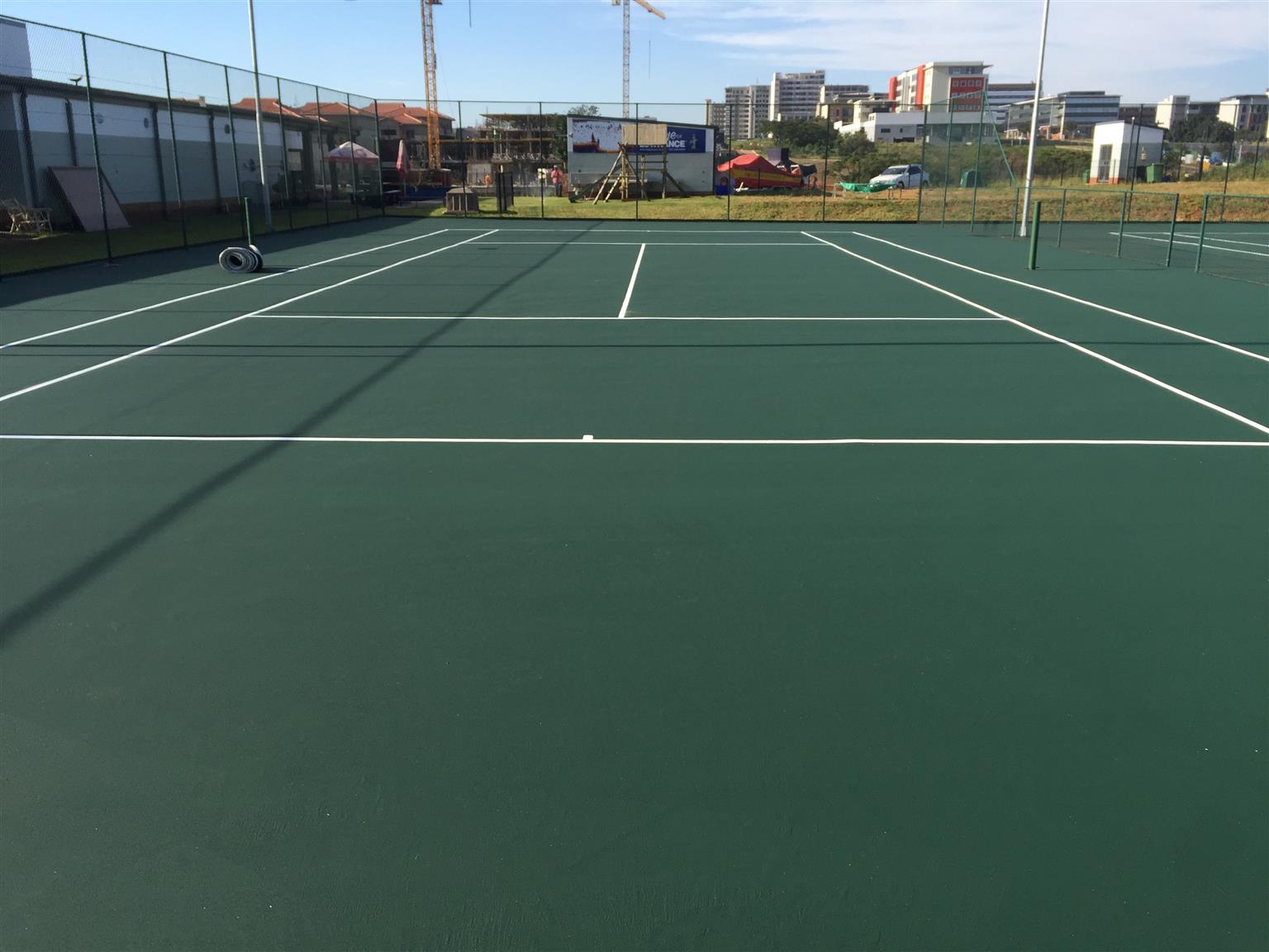 Tennis court construction, Tennis court repairs, Tennis Court Resurfacing
