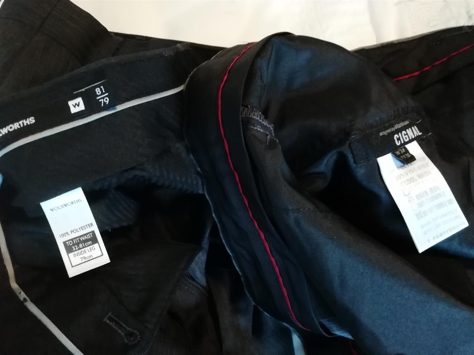 Men's and teenager boy's clothing