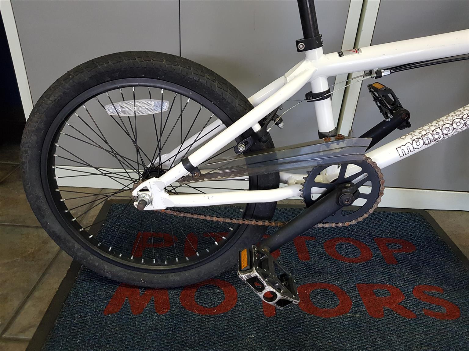 Mongoose Mishief BMX