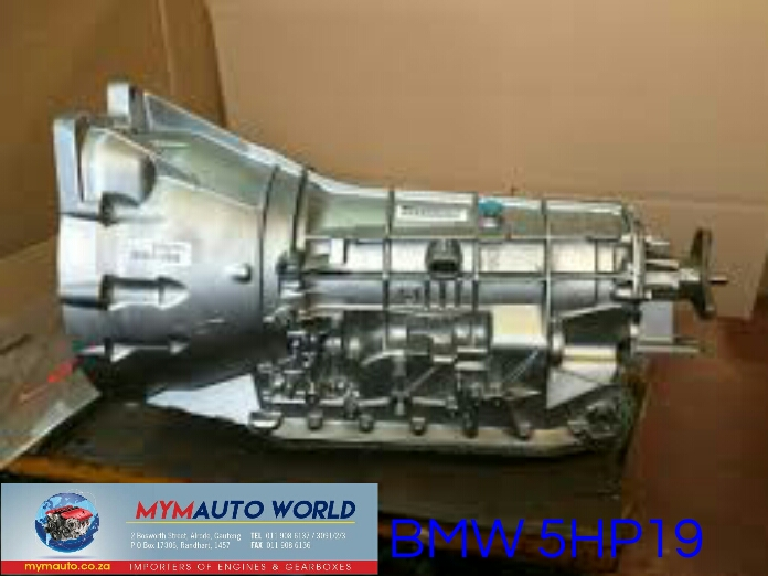 Imported used BMW 5HP19, Complete second hand used gearboxes