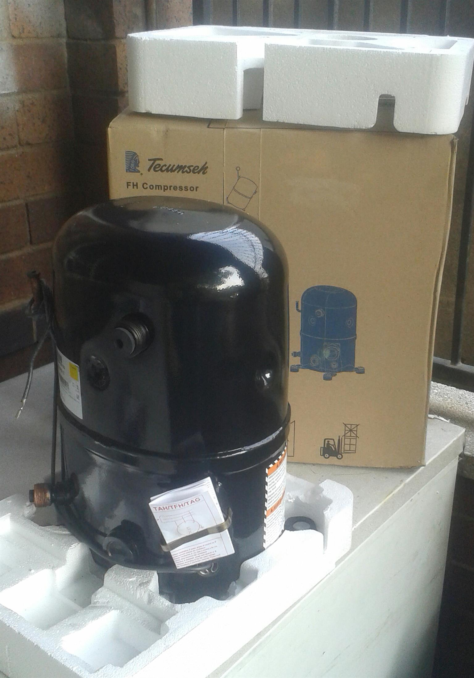 3phase fridge and cold room compressor