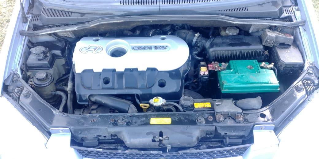 2005 Hyundai Getz 1.5CRDi high spec