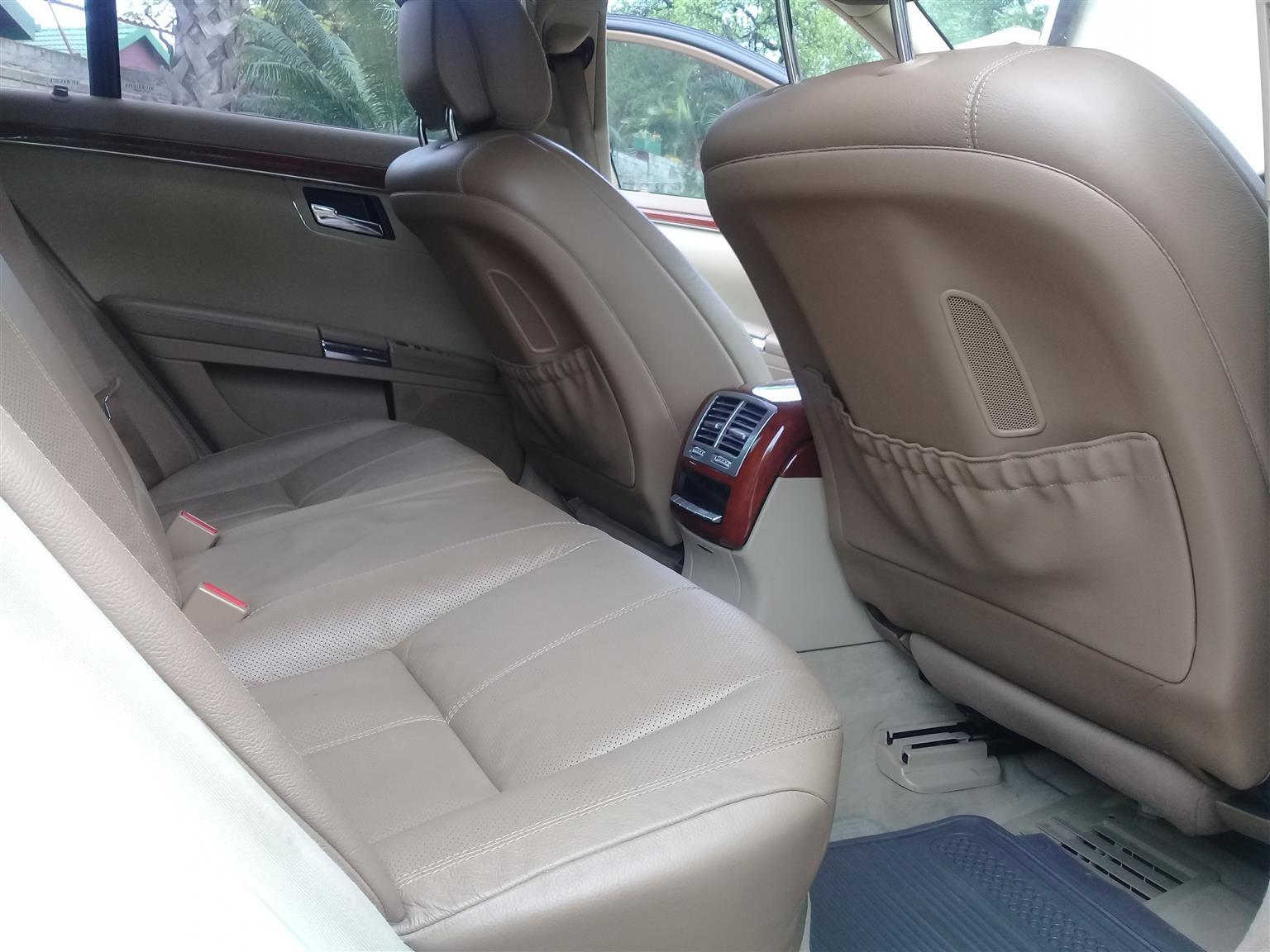2006 Mercedes Benz S Class S500