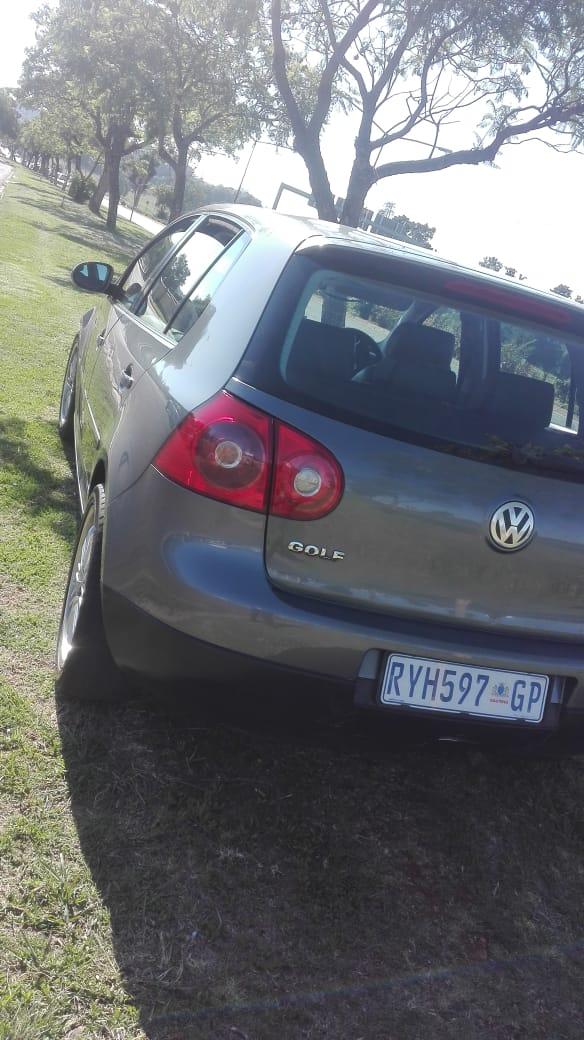 2008 VW Golf 2.0FSI Sportline