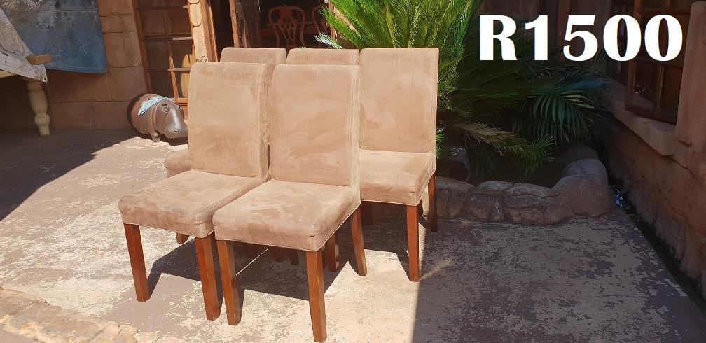 5 x Comfort Dining Chairs