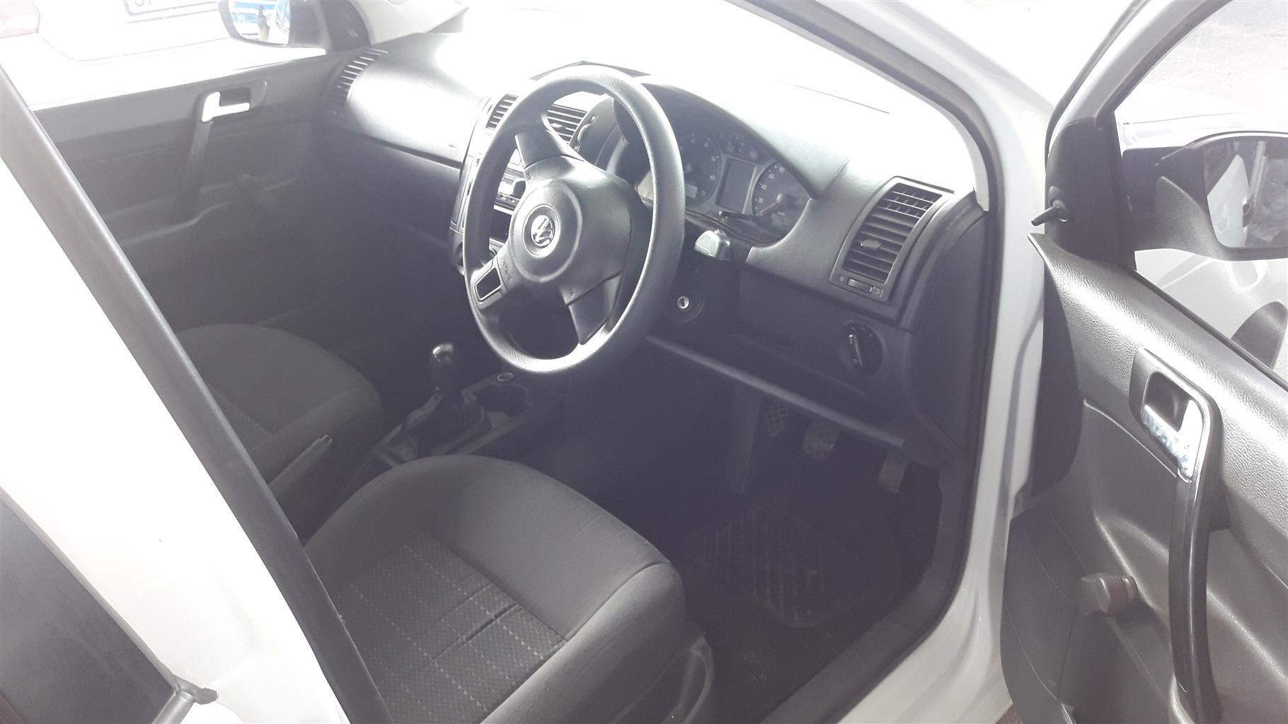 2015 VW Polo Vivo hatch 1.4 Trendline