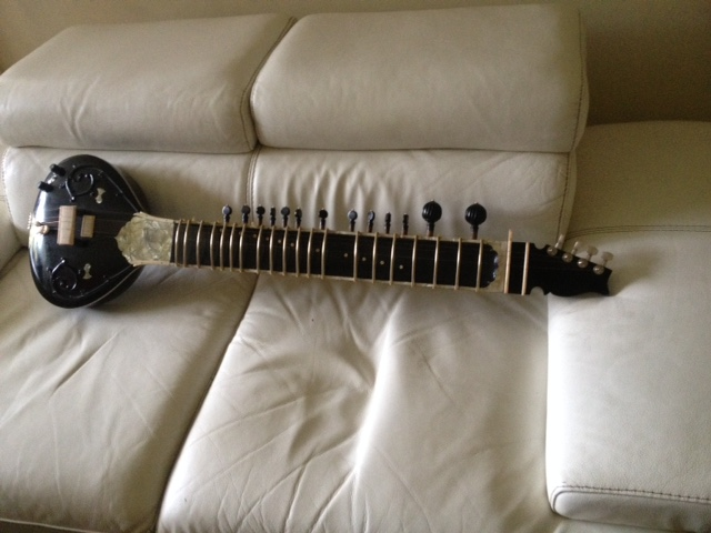 travel sitar for sale