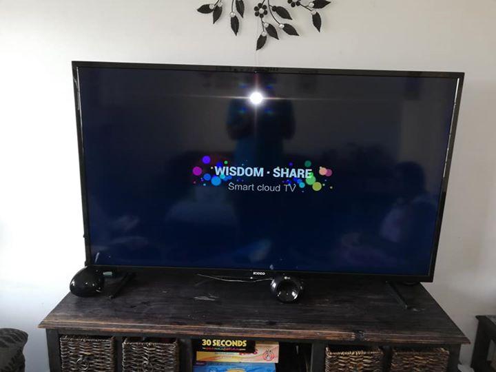 Brand New Ecco 55 inch Smart TV