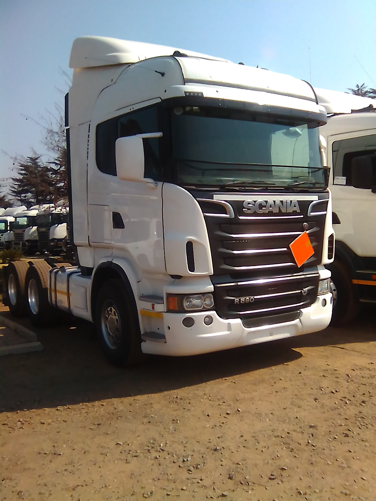 Reliable Truck Scania