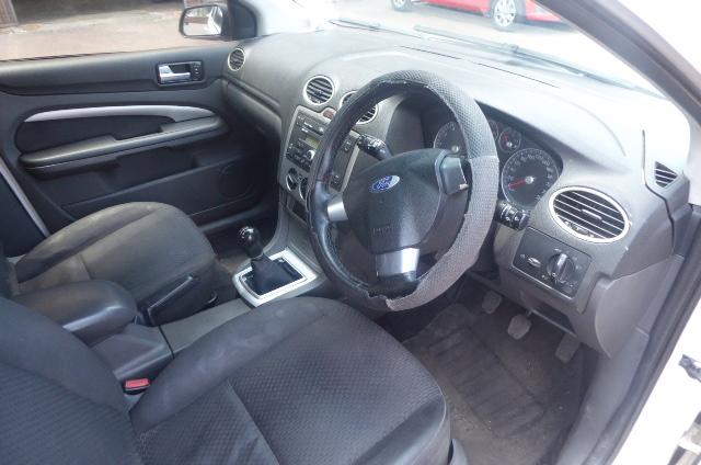 2007 Ford Focus 1.8 5 door Si