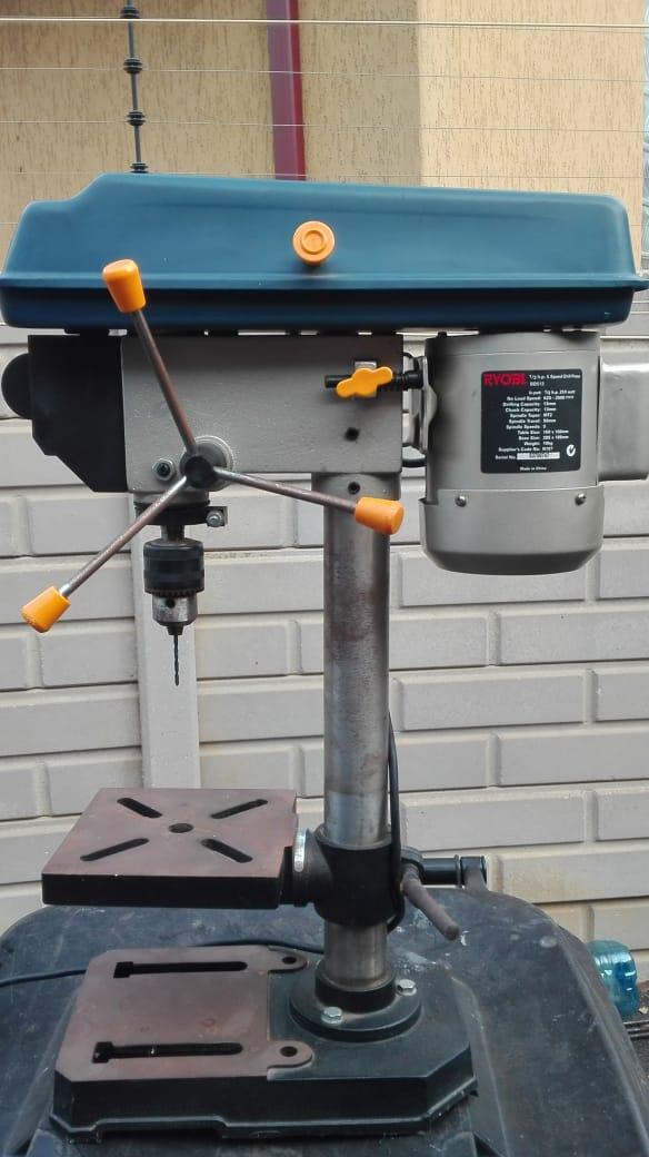 5 Speed Drill press